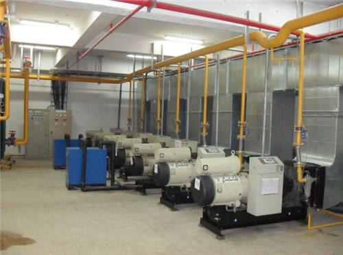 空压机房设备安装