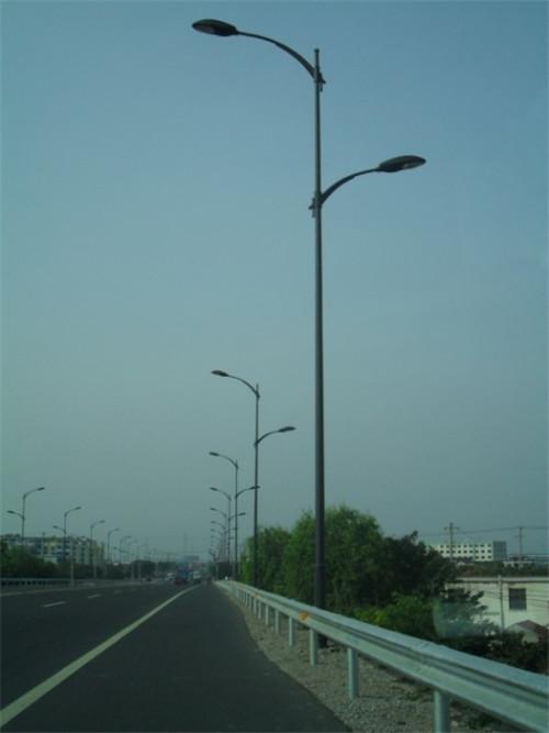 市政路灯安装1