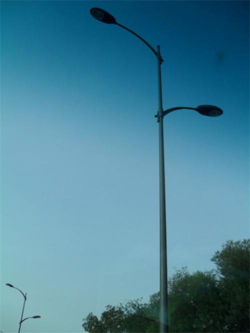 市政路灯安装2