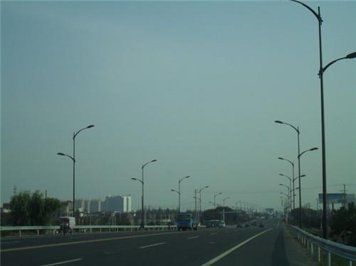 市政路灯安装3