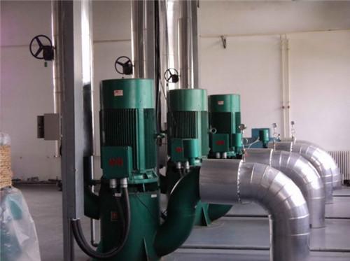 循环水站泵组