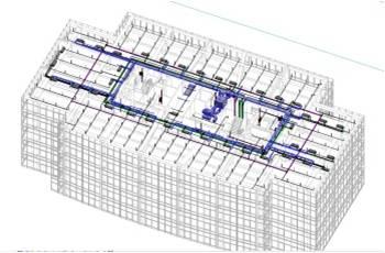 华新城项目屋顶及标准层及全部建筑
