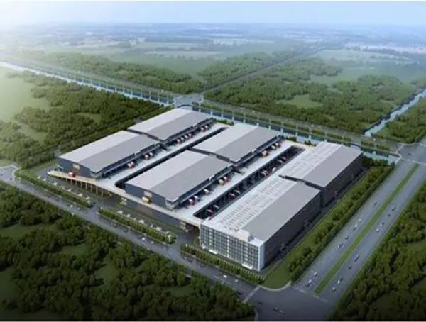乐歌杭州现代物流暨电子商务产业园